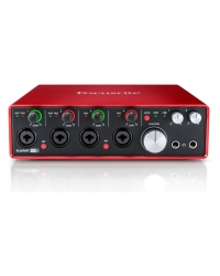 Аудиоинтерфейс FOCUSRITE Scarlett 18i8 NEW