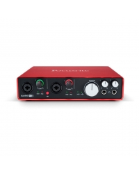 Аудиоинтерфейс FOCUSRITE SCARLETT 6I6 NEW