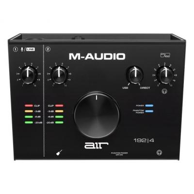 Аудиоинтерфейс M-AUDIO AIR 192|4