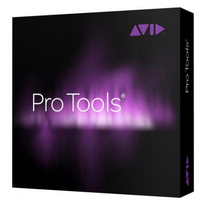 AVID Pro Tools - Annual Subscription (Card and iLok) Программное обеспечение