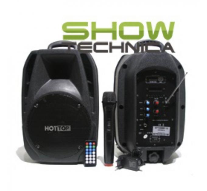 Hot Top Portable 8 - автономная акустическая система