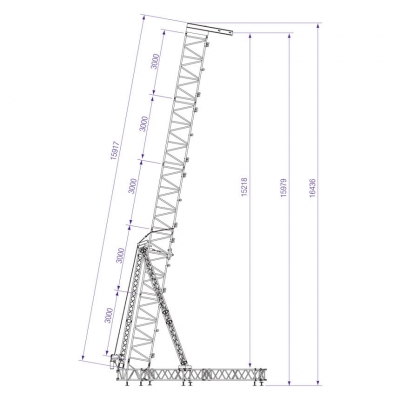 Башенная система Prolyte RT-B100RV