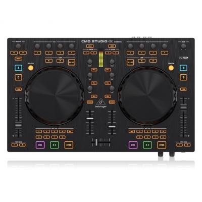 Behringer CMD Studio 4A - DJ контроллер