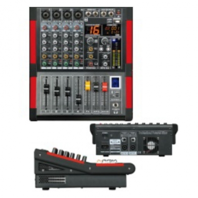 BIG PMX2 - MP3-16DSP-2*250W(4Ohm)