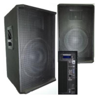 BIG TIREX550A USB/MP3/FM/BT+Passive output