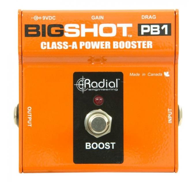 Radial BigShot PB1
