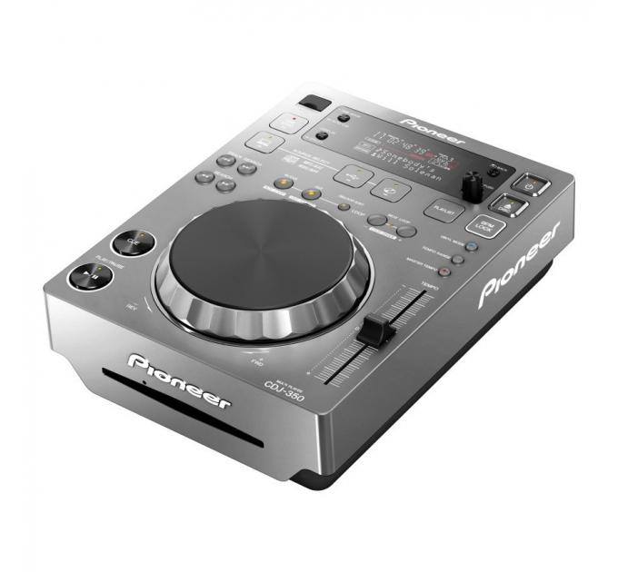 CD-проигрыватель Pioneer CDJ-350-S