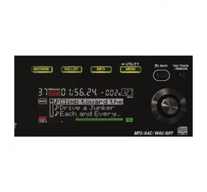 CD-проигрыватель Pioneer CDJ-850-K