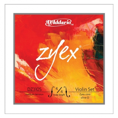 D`ADDARIO DZ310S 4/4M ZYEX 4/4M
