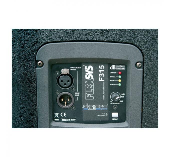 DB Technologies Flexsys F315 - активная акустическая система