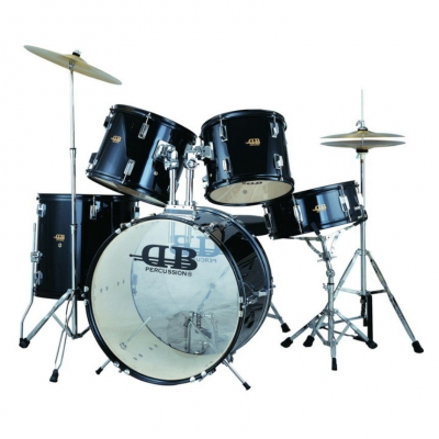 DB Percussion DB52-29 Black