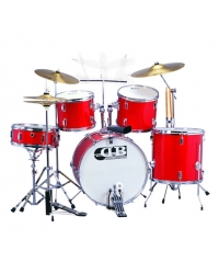 DB Percussion DB52-29 Metallic Red