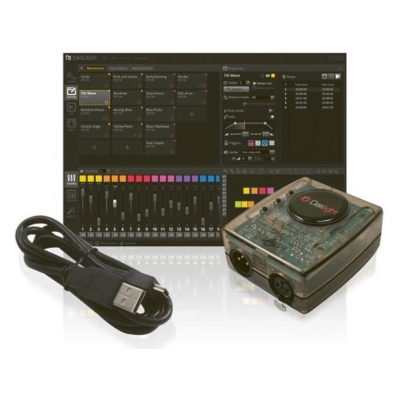 DMX-интерфейс Daslight DVC4 GZM