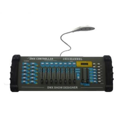 DMX Контроллер New Light PR-192C CONSOLE