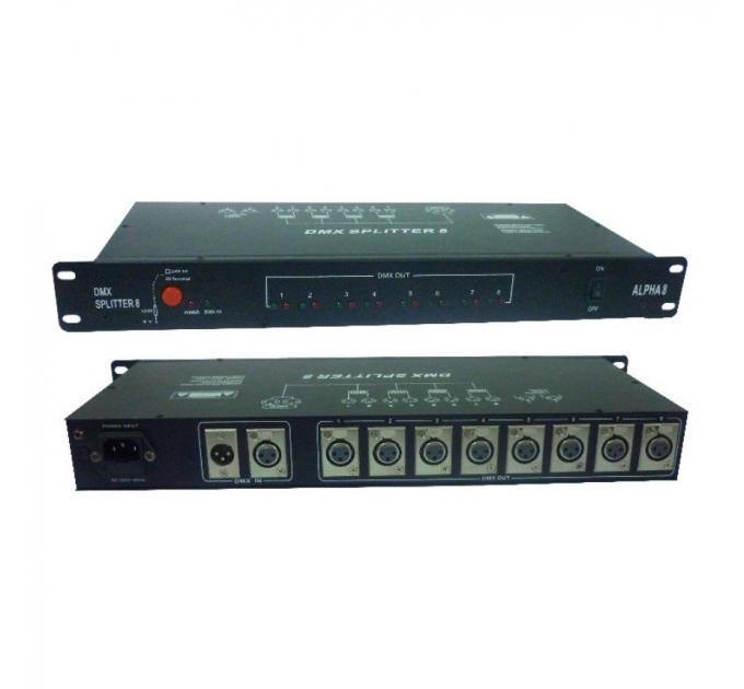 DMX Свитчер New Light PR-208B