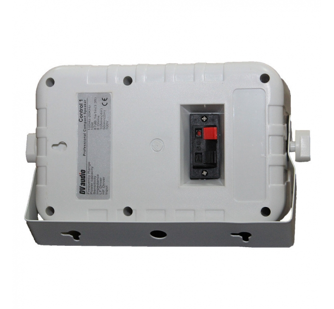 DV audio Control 1 White