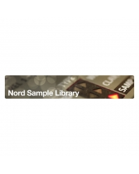 Nord DVD Nord Sample Library