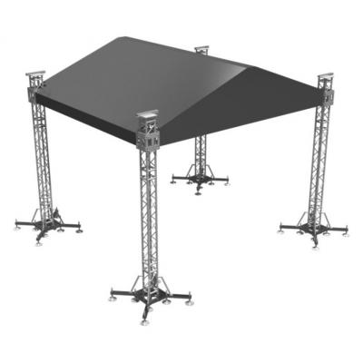 Двускатная крыша Alustage GR30 6,5x4