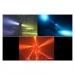 Двусторонняя LED Голова Emiter-S YR-680E-II beam 3W*15 шт * 2 стороны RGB
