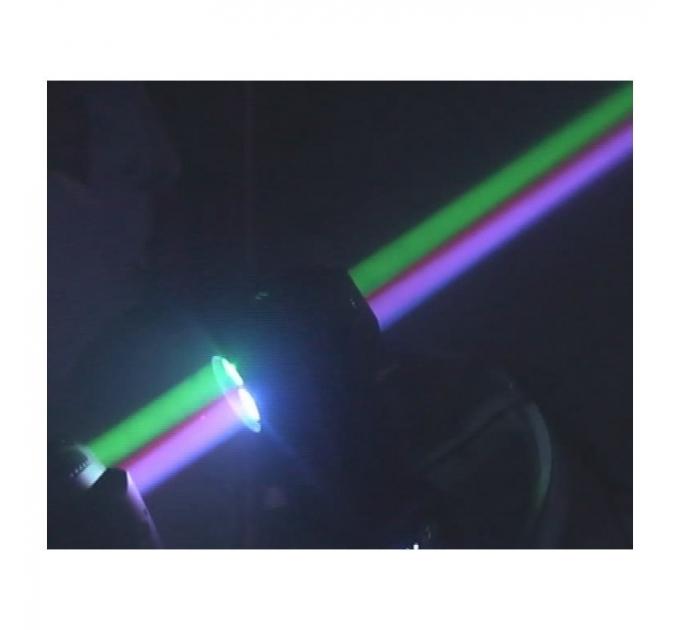 Двусторонняя LED Голова Emiter-S YR-680E-IIIA 8W * 3 шт *2 стороны RGB single