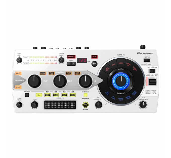 Эффектор Pioneer RMX-1000-W