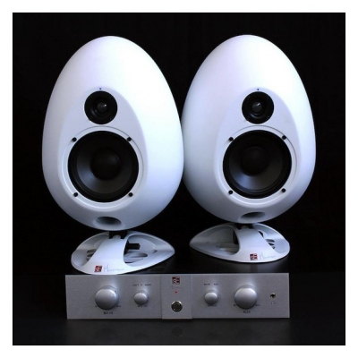 sE Electronics EGG150 White Medium Egg Monitoring System