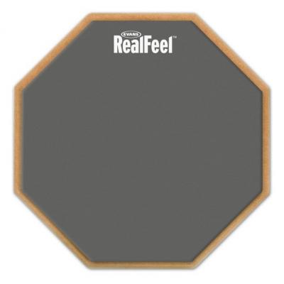 EVANS RF12G 12'' REAL FEEL SPEED PAD