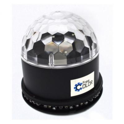 Free Color BALL61 LED Crystal Magic Ball