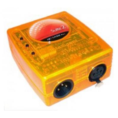 DMX-интерфейс для управления световыми приборами Free Color Sunlite
