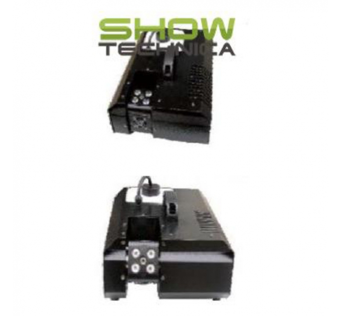 Генератор дыма Emiter SF-A003A 1500W со встроенной движущейся головой