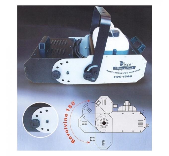 Генератор легкого дыма Disco Effect D-074, 1500W