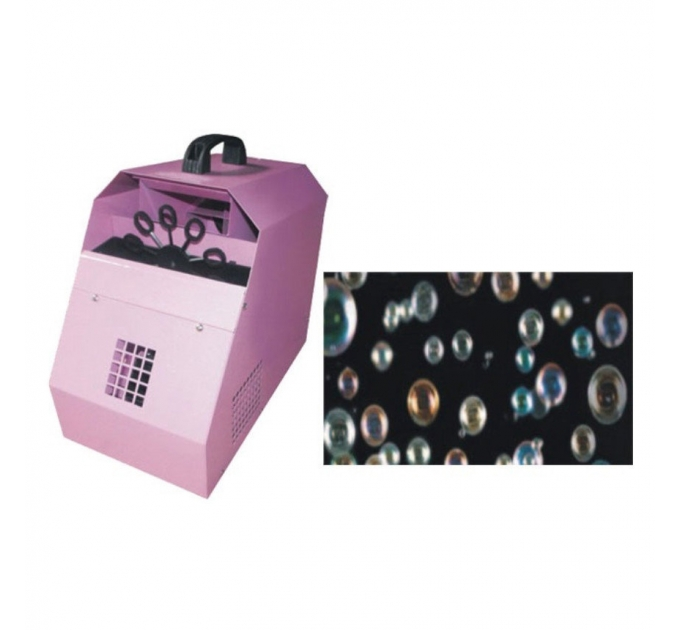 Генератор мыльных пузырей City Light CS-I006, 100 кв.м./мин
