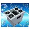 Генератор мыльных пузырей вертикальный Disco Effect LTD-ZS001