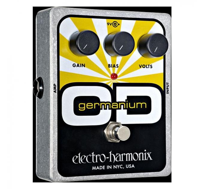 Electro-harmonix Germanium Overdrive