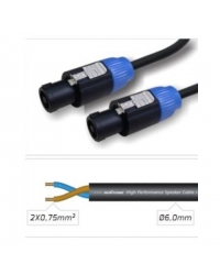 Готовый акустический кабель Roxtone SSSS275L10