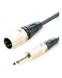 Готовый микрофонный кабель Roxtone DMXJ250L3