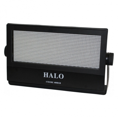HALO LED STROBE 400RGB