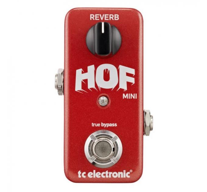 TC ELECTRONIC HOF Mini Reverb