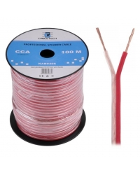 Кабель акустический Cabletech KAB0406 extra flexible, 2 x 0,75 мм, 100 м