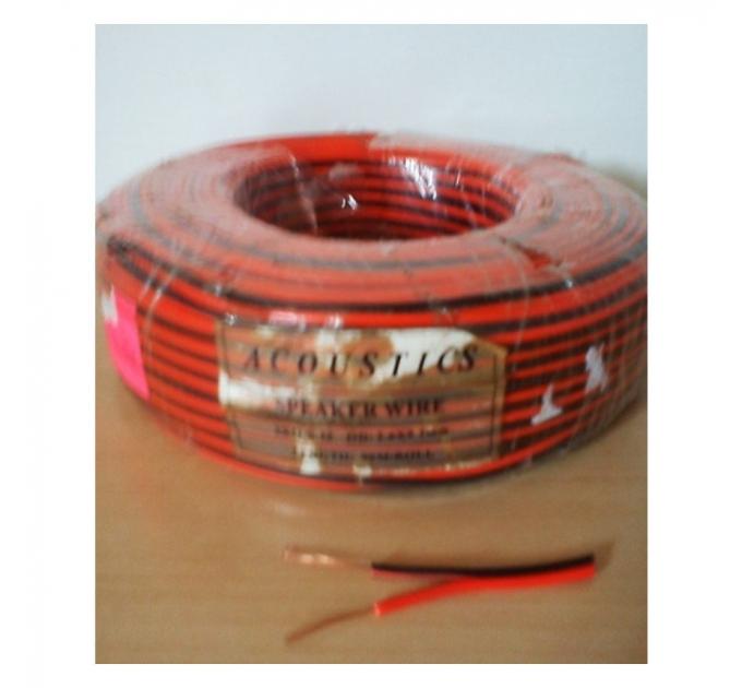 Кабель акустический Emiter-S KAB0107, 2 x 11/0.15 мм, 90 м