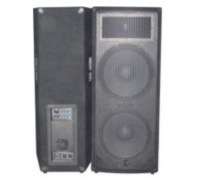 Комплект из 2-х акустических систем City Sound CS-215A-2 1400/2800 Вт