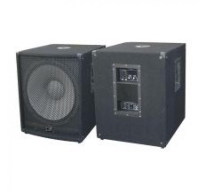 Комплект из 2-х сабвуферов City Sound CSW-18BA-2 1400/2800 Вт