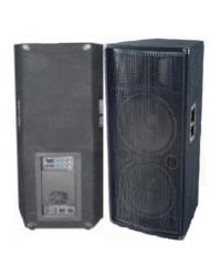 """Комплект из двух акустических систем EMS 215CSA 2 * 2x15""""+1.5"""", 1800 Вт, 4 Ом"""
