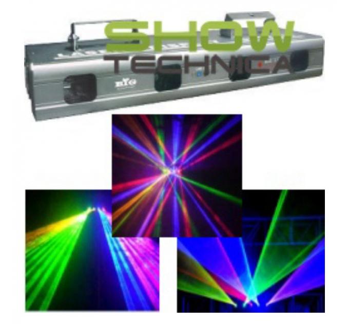 Лазер BIG BE511A(RGBY)