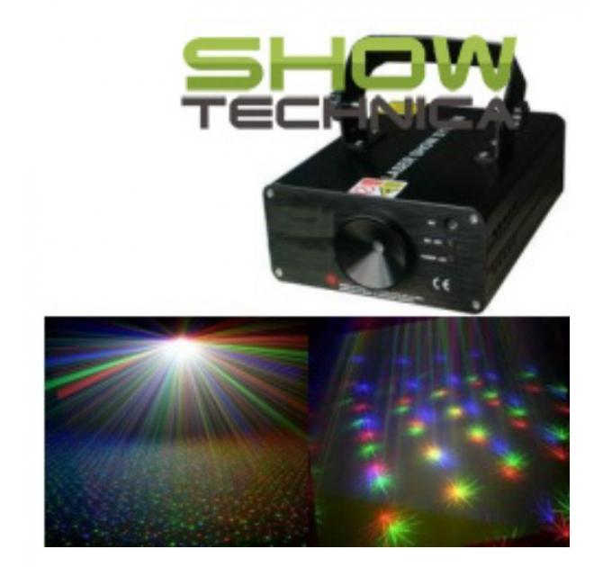 Лазер BIG BEFIREFLY RGB