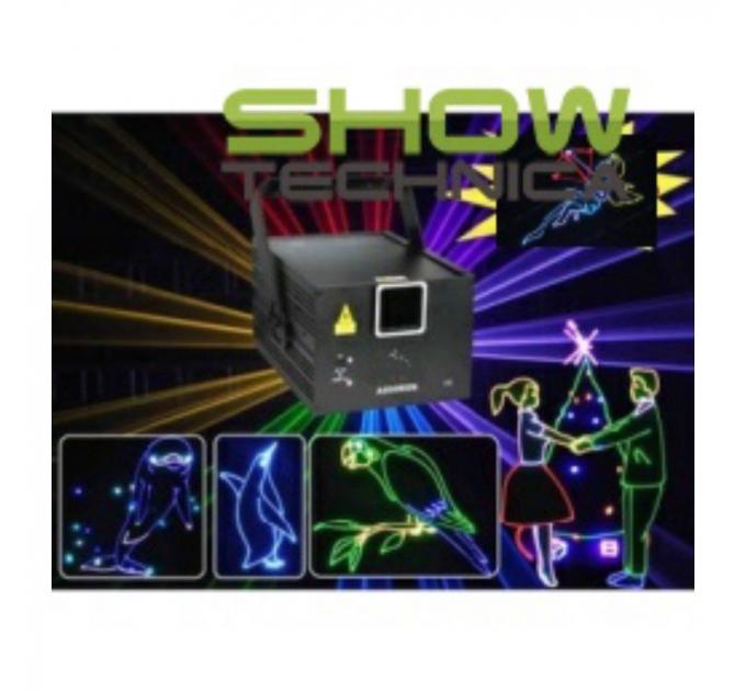 Лазер BIG RGB700