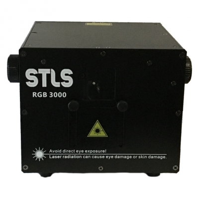 Лазер STLS RGB 3000
