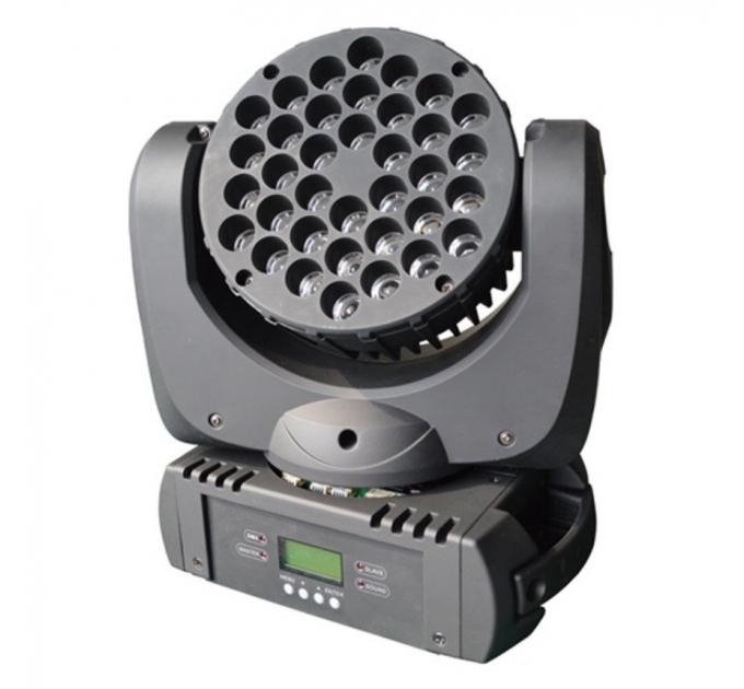 LED Голова New Light NL-1015 LED BEAM MOVING HEAD 3W*36 (RGBW)