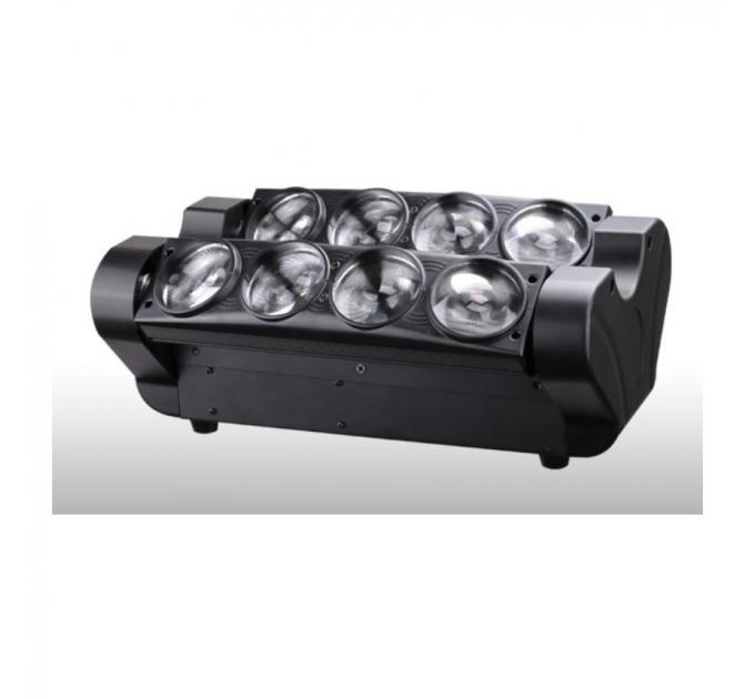 LED Голова New Light NL-1356 LED MOVING HEAD BEAM EFFECT 10W*8 (4 в 1)