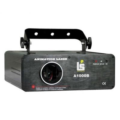 Light Studio A1000B Лазер синий анимационный 1000мВт